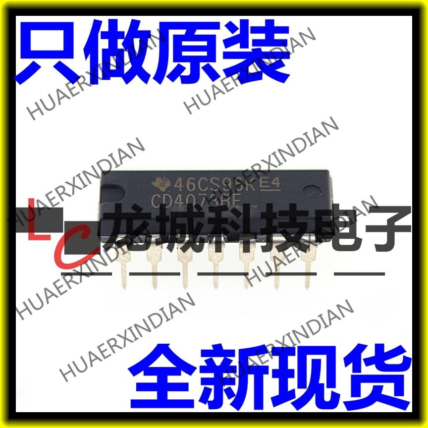 1-10pcs  CD4023 BE CMOS IC