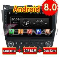 Topnavi 8,0 Android 10,1 Автомагнитола видео для Honda Accord 8 2003 2004 2007 2006 2005 gps навигации 2 Din Octa Core без DVD