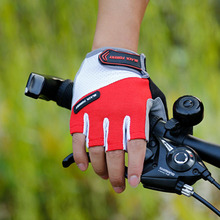 Half-fingered Gloves Sports Shock-proof Outdoor Riding Male