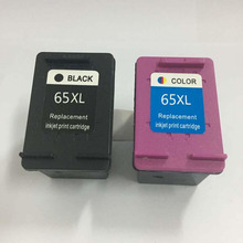 Einkshop compatible 65 ink cartridge replacement For HP xl DeskJet 2652 2655 3720 3721 3722 3723 3752 3730 3732