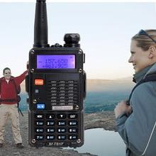Baofeng F8HP walkie talkie 8W powerful 8/4/1W 136-174mhz 400-520mhz long distance ham CB radio walkie talkie for hunting 10KM