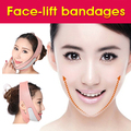 New Arrival 1pcs Powerful Thin face mask Face shaping tool Face Correction Face-lift device bandages
