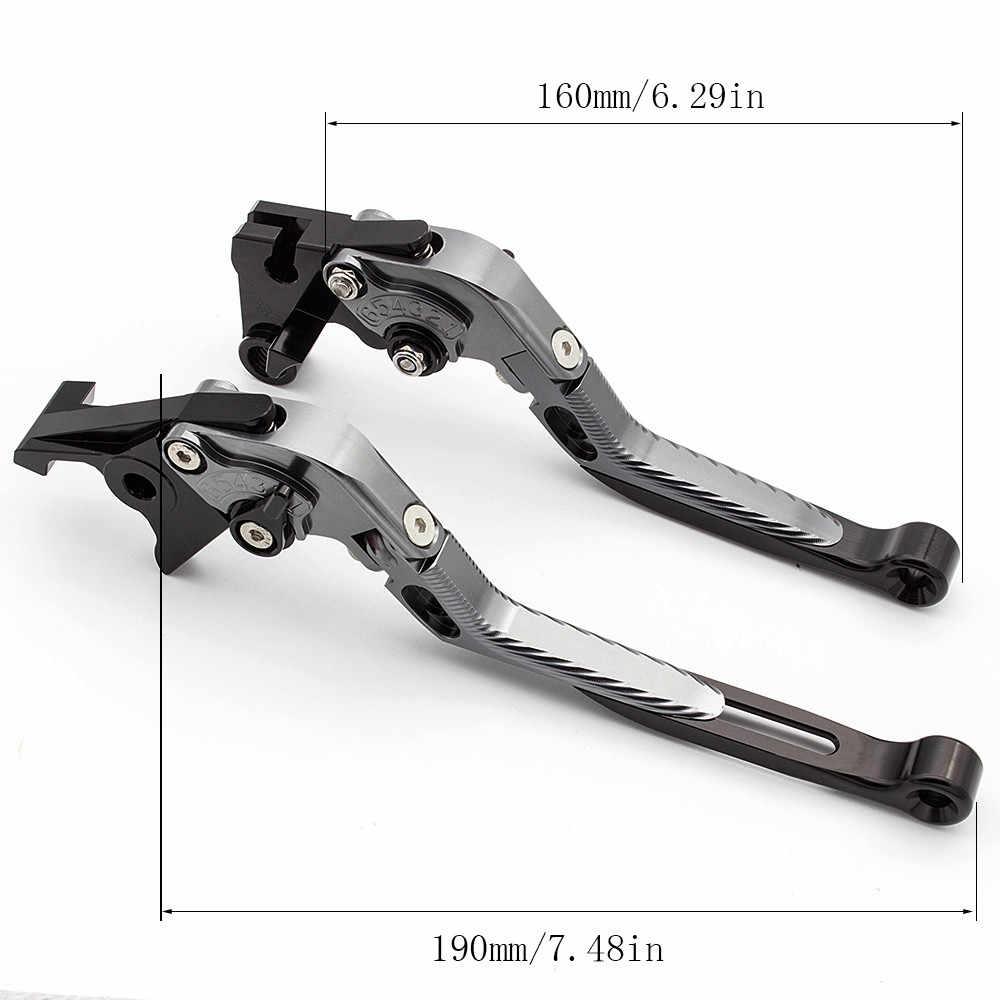 Levier d'embrayage de frein de moto extensible pliable 3D pour Honda CB190R CB 190R 2015 2016 2017 leviers de frein et d'embrayage de moto