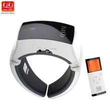 KIKI newgain. masseur électrique sans fil à télécommande pour le cou pulsé produit de soins de santé instrument de thérapie cervicale outils de massage