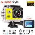 Goldfox sj4000 câmera de ação wi-fi 1080 p 12mp câmera mini câmera de esportes 30 m à prova d' água esporte dv dvr gravador de carro camcorder