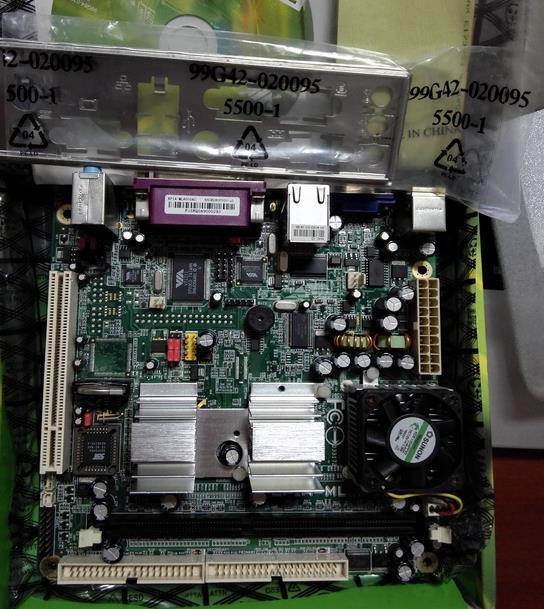 EPIA ML 8000AG płyta przemysłowa opracowane przez EPIA ML płyty głównej płyta główna