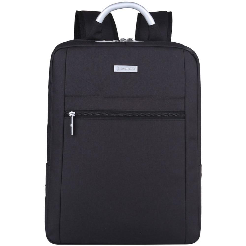 NEW Business Laptop Computer Backpack Waterproof Nylon Casual Student School Bag Rucksack Travel Notebook Knapsack Case 15