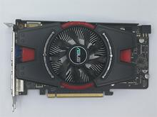 Used,original ASUS GTX550Ti real 1G DDR5 192bit  HD video card,100% tested good!