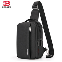 BALANG 2017 Famous Brand Chest Pack Sling Single Shoulder Strap Messenger Crossbody Pack Bags Casual Travel