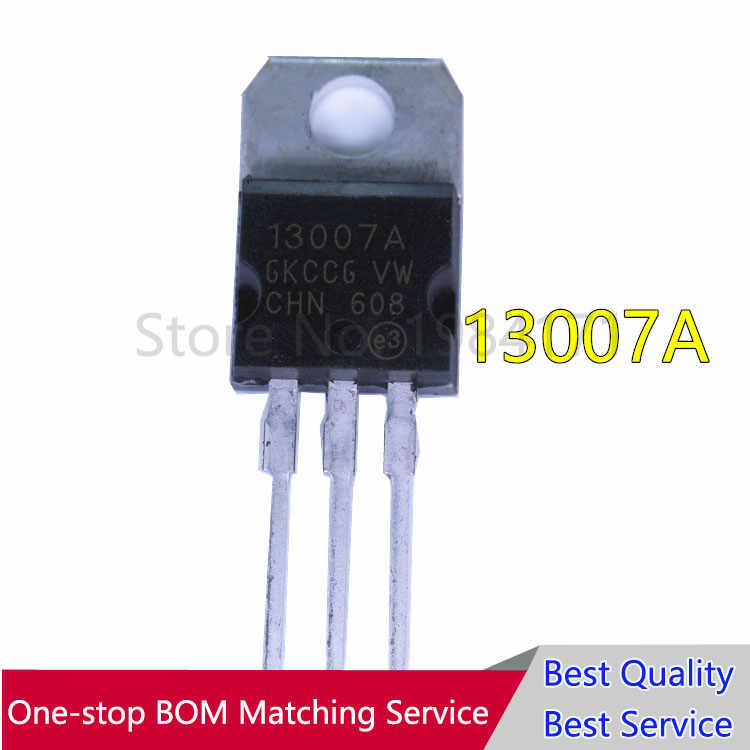 MJE13007A 13007 TO-220 NPN power transistor (10PCS/lot) Special offer