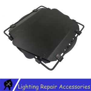 Image 5 - 納屋ドアアルミ舞台照明納屋のドアのための 100 ワット 200 ワット COB LED パーライト
