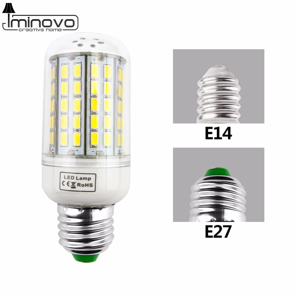 10 Packs E27 LED Lamp E14 Bulb Bombillas 24 36 48 56 69 72LEDs Chandelier Light For Home Decoration SMD5730 220V Corn Bulb led lamp corn bulb spotlight smd 5730 lampada led e27 high power 220v 240v lamparas 24 36 48 56 69 72 96 leds warm cold white