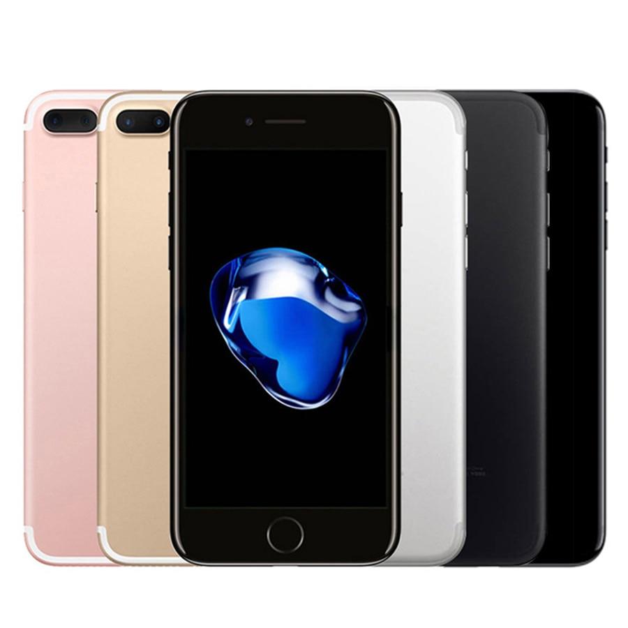 Apple iPhone 7 Plus 3GB RAM 32/128 GB/256 GB ROM IOS 10 téléphone portable 12.0MP caméra Quad-Core empreinte digitale 12MP 2910mA iPhone7 Plus - 6