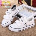 Un shoes en nombre de los niños de fondo blanco * con puro deslizamiento vigor niños canvas shoes tamaño de los niños