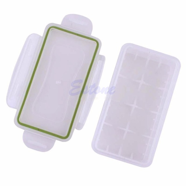 Hard Waterproof Plastic Case Battery Holder Storage Box For 18650 CR123A Battery #4XFC# Drop  sc 1 st  AliExpress.com & Hard Waterproof Plastic Case Battery Holder Storage Box For 18650 ...