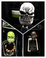 skull gear shift knob with button crystal gear shift knob Accord corolla led gear shift knob illuminated gear shift knob hyundai