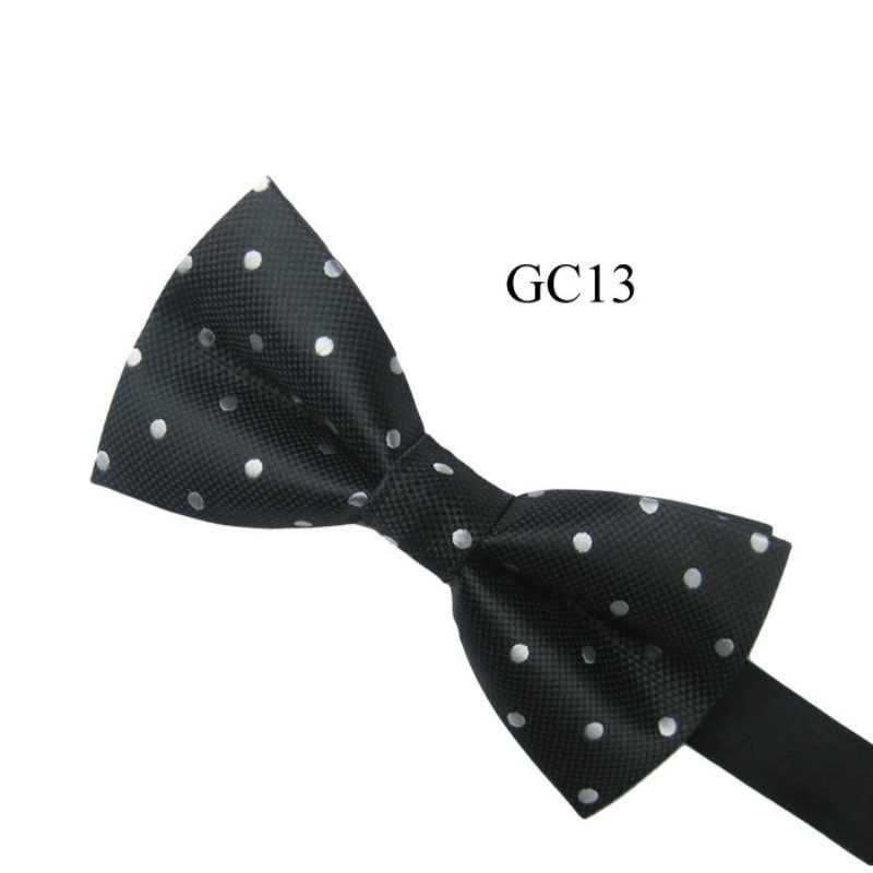 Мужской винтажный Вязаный Галстук-бабочка, тканый галстук, жаккардовый галстук, 13 цветов, новинка