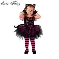 New 2015 Hot Halloween Catwoman Costumes Tutu Skirt For Headdress Cheshire Cat Girl Prom Animal Cosplay