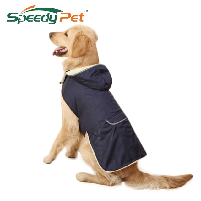 Wholesale Cheap Dog Clothes Dog Winter Thick Removable Cap Clothing