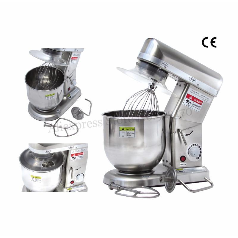 10l 220v 240v Household Commercial Dough Kneading Mixer