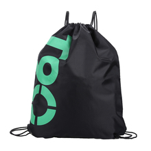 Double Layer Drawstring Waterproof Backpack