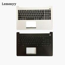 Russian laptop keyboard for ASUS X502 X502C X502A X502U X502EI X502X X502CA RU with Palmrest Upper cover