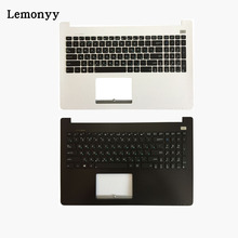 Russian laptop keyboard for ASUS X502 X502C X502A X502U X502EI X502X X502CA RU with Palmrest Upper