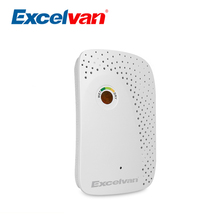 Excelvan Mini Air Dehumidifier,Wireless,Rechargeable,Noiseless,150ml Per cycle Top-400 For Cabinets Closets,Car,Bathroom(China)