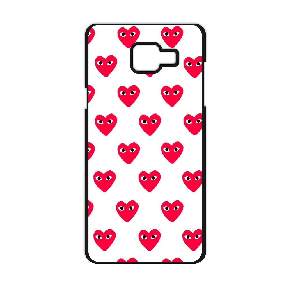 Comme Des Garcons Heart Case for Samsung Galaxy A3 A5 A7 J1 J5 J7 2016 Core Prime Grand Prime Grand Neo Alpha