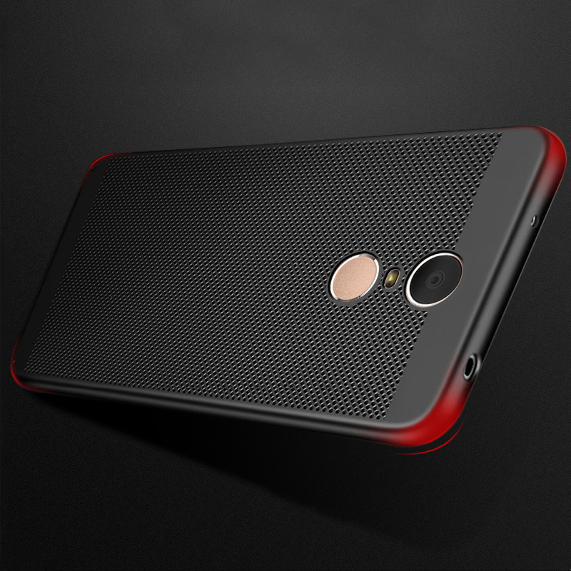 Image 5 - Gertong Heat Dissipation Phone Case For Lenovo K6 K5 K8 Note K8 Plus Thin Hard PC Bags Luxury Cases Cover For Lenovo K6 Note-in Fitted Cases from Cellphones & Telecommunications