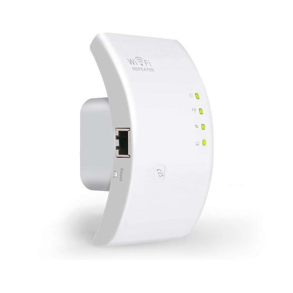 300Mbps Wifi Router Repeater Wireless 2.4G Wifi Network Mini Range Extender 802.11N/B/G Wi Fi Booster Signal Amplifier White New
