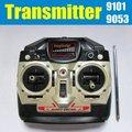 DH9101 9053 Transimitter Mando a distancia (49 M) de Doble Caballo 9101 RC 9053 recambios DEL helicóptero