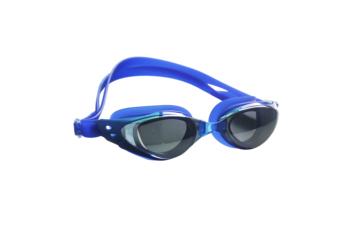 Mężczyźni kobiety galwaniczne gogle pływackie okulary pływackie silikonowe przeciwmgielne okulary pływackie tanie i dobre opinie NoEnName_Null Pływać Z tworzywa sztucznego MULTI 6018