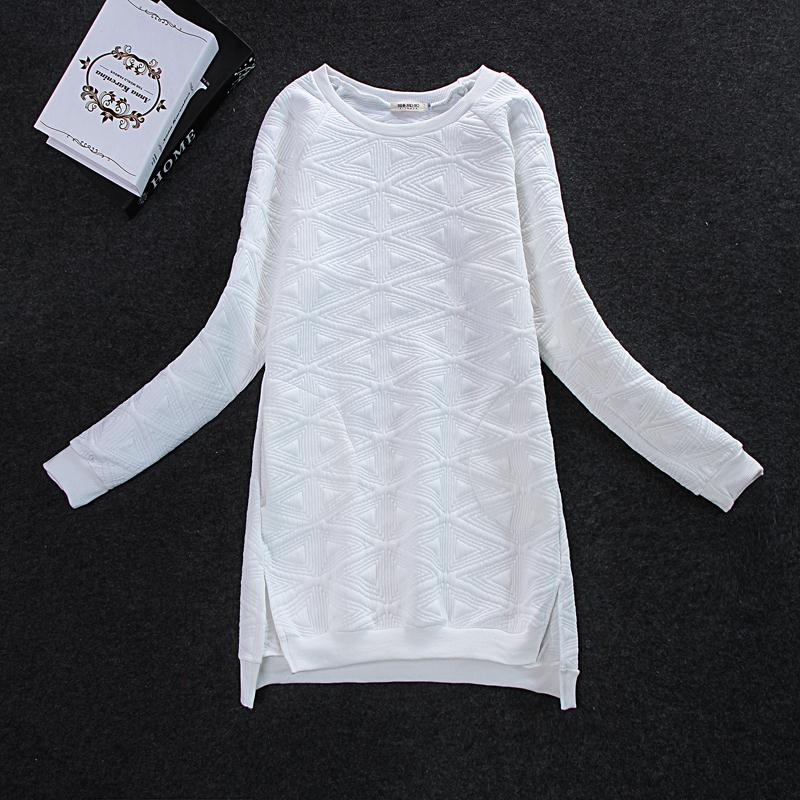 Hot sale White and Black Maternity Dresses plus size  Slim casual Loose Casual Pregnancy Dress Autumn Spring Pregnant Clothes Ma hot sale hot sale car seat belts certificate of design patent seat belt for pregnant women care belly belt drive maternity saf