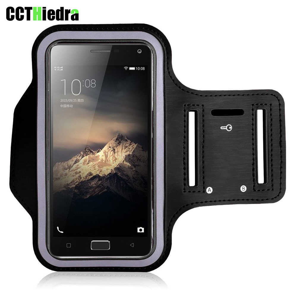 CCTHiedra Armband For Lenovo Vibe P2 P1 K6 Note K5 K8 Note A7000 5.5 inch Sports Case Running Arm Band Belt Phone bag armbands