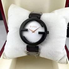 2016 nuevo diseño famouse Marca Relojes Mujer Vestido Relogio Feminino Lujo deportivo de cuero Reloj de Oro Relojes Para Mujer regalo