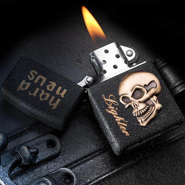 Frosted Cigarette Lighter
