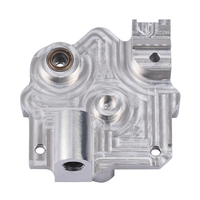 3D Printer Titan Aero Upgrade Heatsink Titan Extruder 1 75 3 0mm For Titan Extruder V6
