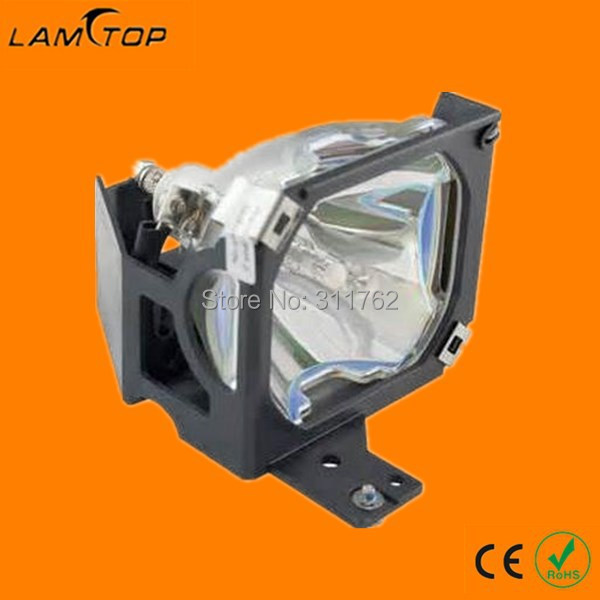 Compatible projector lamp/projector bulb with housing  ELPLP16/ V13H010L16  fit for  EMP-51 free shipping replament compatible projector bulb lamp with housing elplp22 v13h010l22 fit for emp 7800