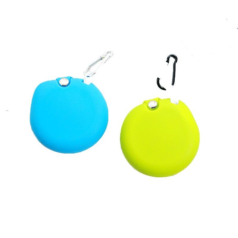 Silica Gel Ball Bag Shoulder Bags ECO Shopping Bag Tote Package Crossbody Bags Purses Casual Handbag For Women Kids