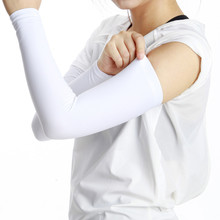 Free shipping 0.8mm Latex Arm Warmers For Men