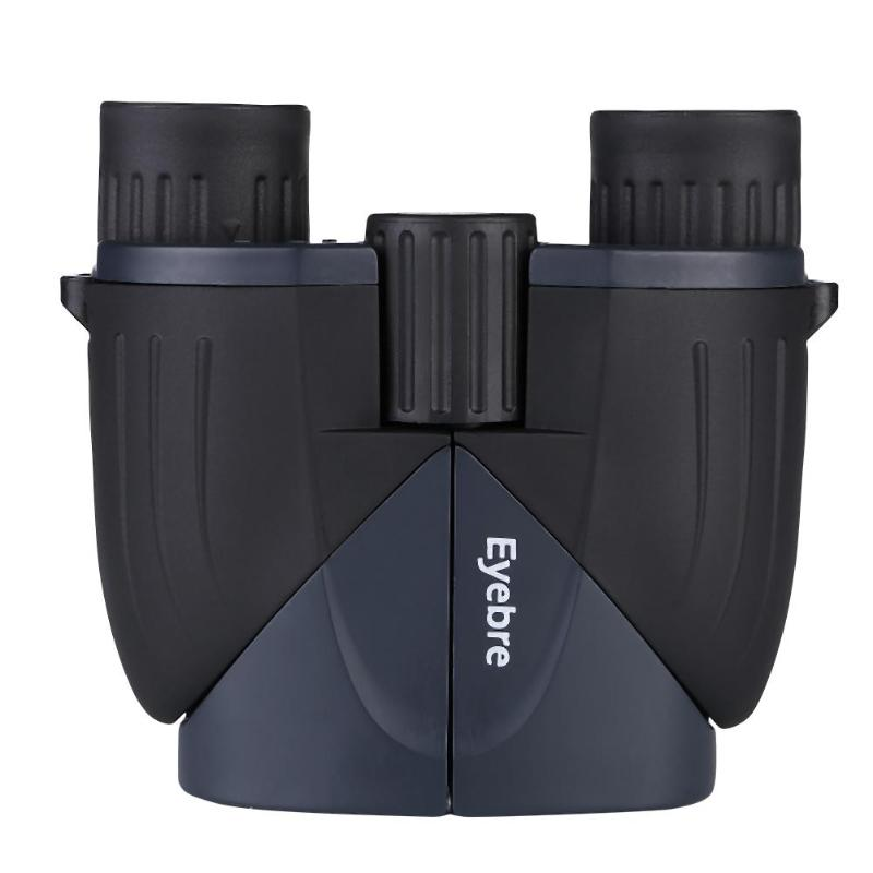 10X25 Mini Binoculars Telescope 114m-1000m Viewing Filed All Optical Lens Spotting Scope For Travel 10 Times Magnified