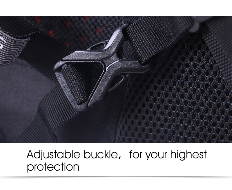 Aoking Original Brand New Patent Design Massage Air Cushion1 Men's Laptop Backpack Men Large Capacity Nylon Comfort Backpacks 14