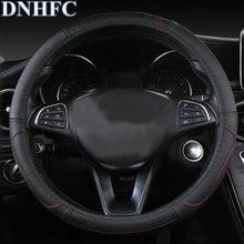 DNHFC volante protegge la copertura di cuoio Per MAZDA CX-5 CX5 KF 2nd Generation 2017 2018 Car Styling