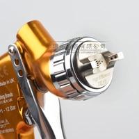 전문 페인트 분무기 스프레이 총 lvmp 1.3 미리메터 spraygun GTI 황금 스프레이 페인트 sawey saata 크롬 분무