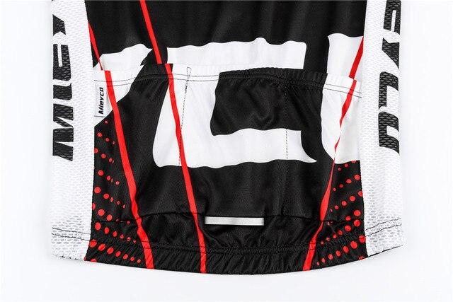 Mieyco 2019 camisa de ciclismo mtb mountain bike roupas dos homens conjunto curto ropa ciclismo roupas roupas ciclismo vestido 4