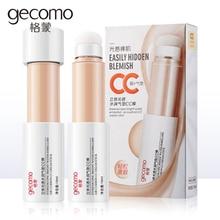 Concealer CC Stick Foundation Makeup Moisturizing Brighten Skin Waterproof Whitening Light Long Lasting Hide Pores