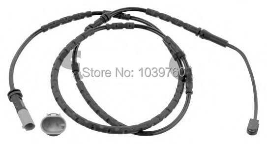 Free shipping wholeasle Rear Brake Pad Wear Sensor For BMW