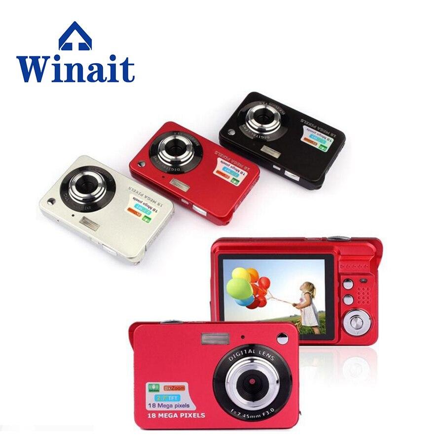 Appareil photo numérique 720P HD appareil photo numérique Compact 18MP 2.7