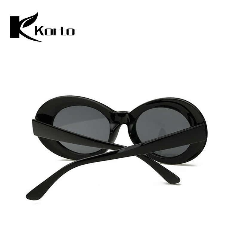 3b155cc115 ... NIRVANA Kurt Cobain Sunglasses Women Trending Products 2018 Round  Shades Retro 90S Men Sun Glasses Vintage ...